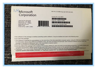 Microsoft Windows 10 Pro 64 Bit / 32 Bits Genuine New Online Activation Key