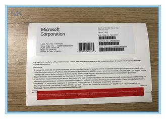 64 Bits Windows 10 Pro Retail Box Microsoft Certified With WDDM 1.0 Driver FQC-08913
