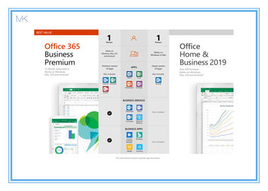 Online Activation Microsoft Office 2019 Vision Home And Business Key Card English